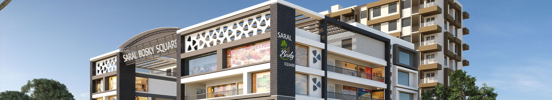 Saral Bosky Square
